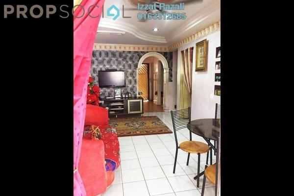 For Sale Terrace at Bandar Tasik Kesuma, Semenyih Freehold Unfurnished 4R/2B 340k
