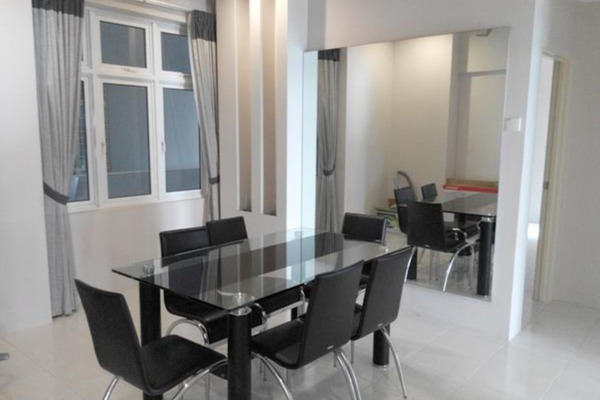 For Rent Condominium at BaysWater, Gelugor Freehold Fully Furnished 4R/3B 3.3k