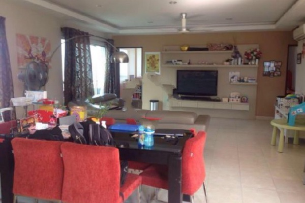 For Rent Condominium at Vista Gambier, Bukit Gambier Freehold Semi Furnished 3R/2B 2.2k