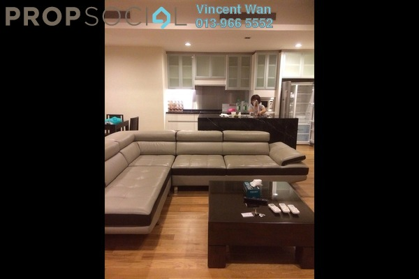 For Rent Condominium at St Mary Residences, KLCC Freehold Fully Furnished 2R/2B 8.5k