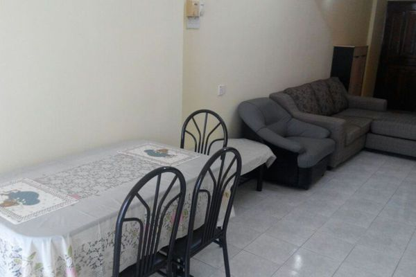 For Rent Condominium at BJ Court, Bukit Jambul Freehold Fully Furnished 3R/2B 1.2千