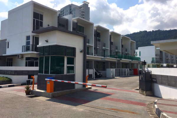 For Sale Terrace at Minden Heights, Gelugor Freehold Fully Furnished 5R/5B 1.68m
