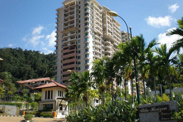 For Sale Condominium at Alila Horizon, Tanjung Bungah Freehold Unfurnished 3R/2B 850k