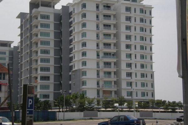 For Sale Condominium at BayStar, Bayan Indah Freehold Semi Furnished 3R/4B 1.85m