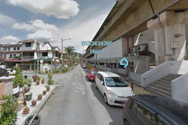 For Sale Terrace at Desa Setapak, Setapak Freehold Unfurnished 3R/2B 480k