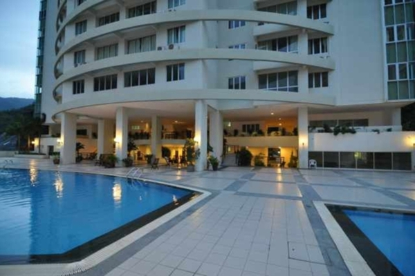 For Sale Condominium at The Straits Regency, Tanjung Bungah Freehold Fully Furnished 4R/4B 850k