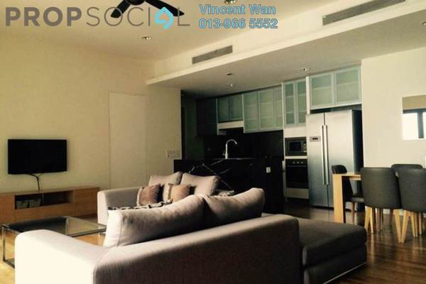 For Rent Condominium at St Mary Residences, KLCC Freehold Fully Furnished 2R/2B 8.2k