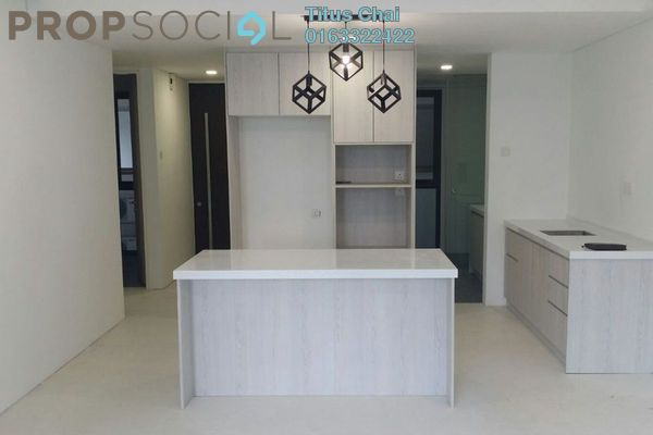 For Rent Condominium at The Capers, Sentul Freehold Unfurnished 2R/2B 1.9k