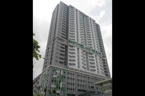 For Rent Condominium at Pulse, Gelugor Leasehold Fully Furnished 3R/2B 2.8k