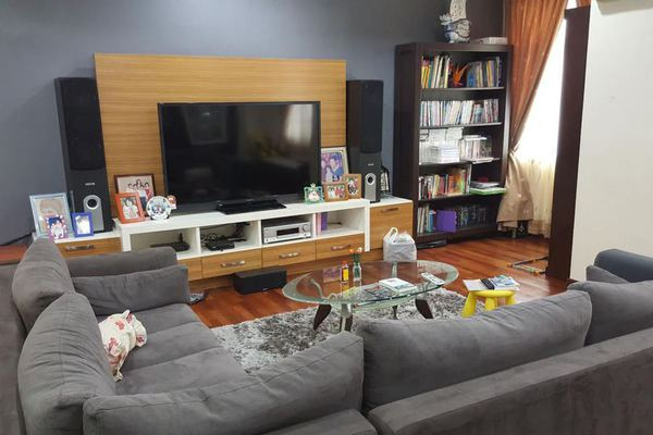 For Sale Terrace at Chee Seng Garden, Tanjung Bungah Freehold Unfurnished 0R/0B 2.1m
