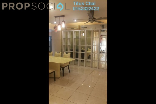 For Rent Condominium at Ketumbar Hill, Cheras Freehold Fully Furnished 3R/2B 2.3k