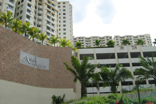 For Sale Condominium at Asia Heights, Farlim Freehold Unfurnished 3R/2B 365k