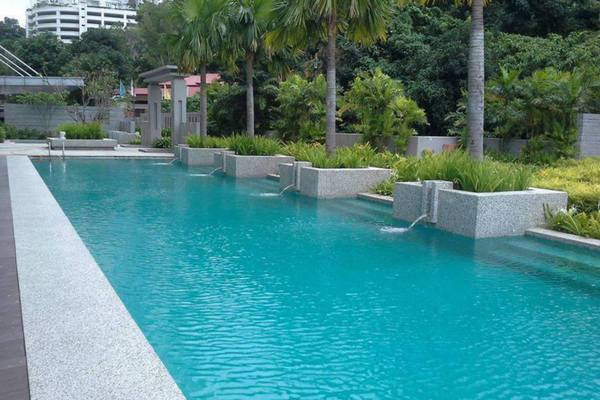 For Sale Condominium at Melody Homes, Farlim Freehold Unfurnished 3R/2B 400k