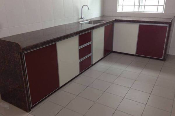 For Sale Terrace at Taman Titi Heights, Balik Pulau Freehold Unfurnished 4R/3B 650k
