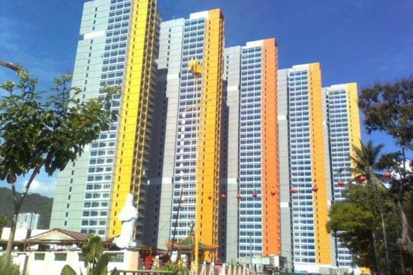 For Rent Condominium at Central Park, Green Lane Freehold Semi Furnished 4R/3B 3.5千