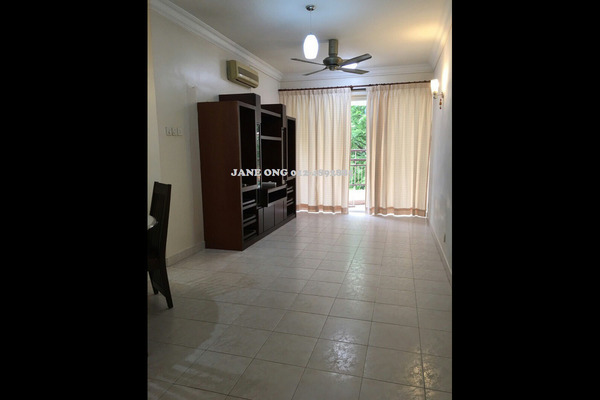 For Rent Condominium at Gurney Park, Gurney Drive Freehold Semi Furnished 3R/2B 2.3k