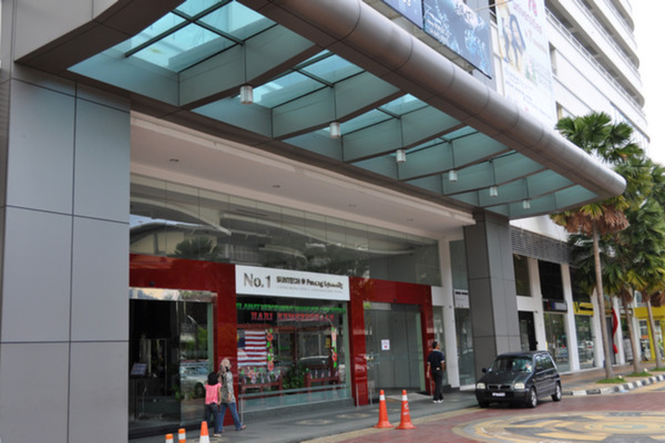 For Rent Shop at Suntech, Bayan Baru Freehold Unfurnished 0R/0B 4k