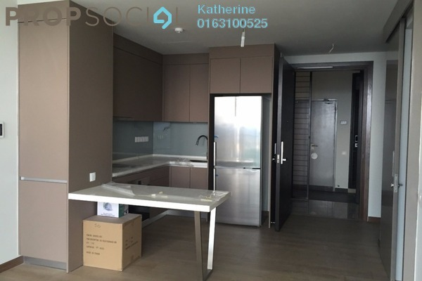 For Sale Condominium at Twin Arkz, Bukit Jalil Freehold Semi Furnished 1R/1B 650k