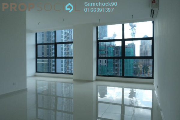 For Sale Condominium at Mirage Residence, KLCC Freehold Semi Furnished 2R/2B 2.1m