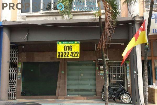 For Rent Shop at Taman Sri Muda, Shah Alam Freehold Unfurnished 0R/0B 4.5k
