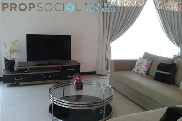 For Rent Condominium at BayStar, Bayan Indah Freehold Unfurnished 3R/2B 4.1k