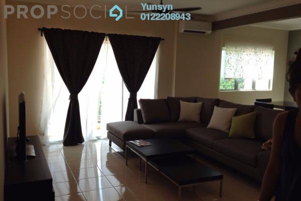 For Rent Condominium at Villa Makmur, Dutamas Freehold Fully Furnished 3R/2B 2.5k