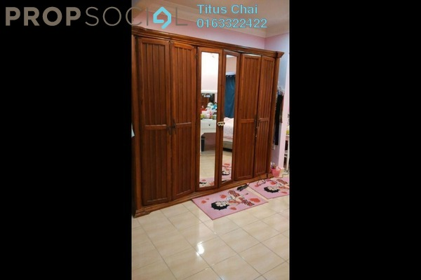 For Rent Terrace at Taman Cheras Mas, Cheras South Freehold Fully Furnished 3R/3B 1.5k
