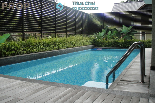 For Rent Bungalow at Villa Mont Kiara, Mont Kiara Freehold Semi Furnished 5R/0B 15k