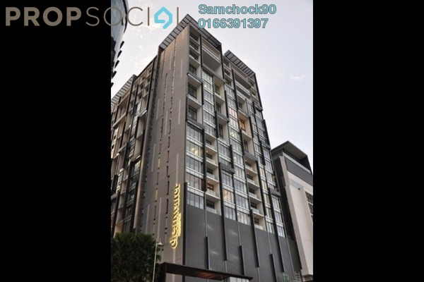For Rent Condominium at Clearwater Residence, Damansara Heights Freehold Fully Furnished 3R/2B 6.2k