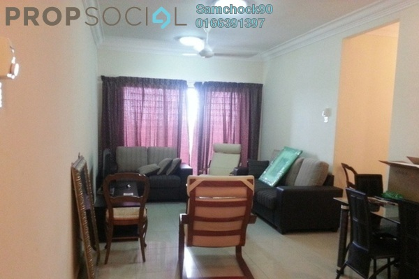 For Sale Condominium at Paramount View, Petaling Jaya Leasehold Semi Furnished 3R/2B 520k