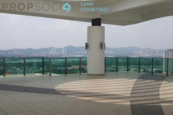 For Sale Condominium at The Regina, UEP Subang Jaya Leasehold Semi Furnished 3R/2B 622k