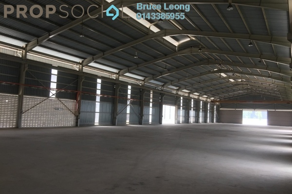 For Rent Factory at Kampung Melayu Subang, Subang Leasehold Unfurnished 0R/0B 35k