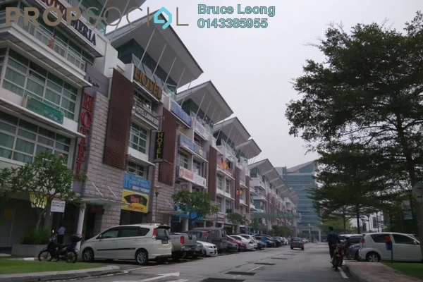 For Rent Shop at Laman Seri, Shah Alam Leasehold Unfurnished 0R/0B 5k