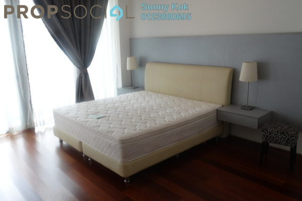 For Rent Condominium at K Residence, KLCC Freehold Fully Furnished 1R/2B 8k