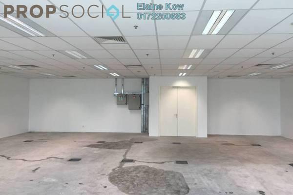 For Rent Office at Q Sentral, KL Sentral Freehold Semi Furnished 0R/0B 44k