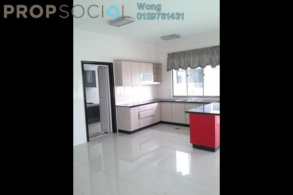 For Sale Semi-Detached at Sutera Damansara, Damansara Damai Leasehold Semi Furnished 5R/6B 1.95m