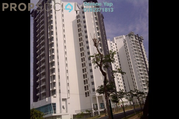 For Sale Condominium at 3 Residen, Melawati Freehold Semi Furnished 3R/3B 1.2m