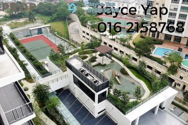 For Sale Condominium at Verdana, Dutamas Freehold Semi Furnished 4R/5B 1.4m