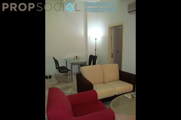 For Sale Condominium at D-Villa Residence, Ampang Hilir Freehold Fully Furnished 2R/1B 500k