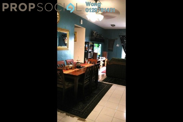 For Sale Condominium at Park Avenue, Damansara Damai Leasehold Semi Furnished 4R/2B 450k