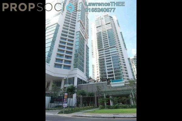 For Rent Serviced Residence at Marc Service Residence, KLCC Freehold Fully Furnished 1R/1B 3.8k