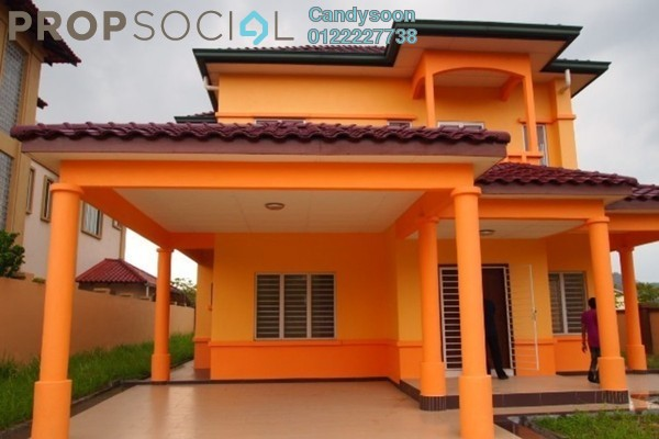 For Sale Bungalow at Section 6, Bandar Mahkota Cheras Freehold Semi Furnished 5R/4B 1.94m