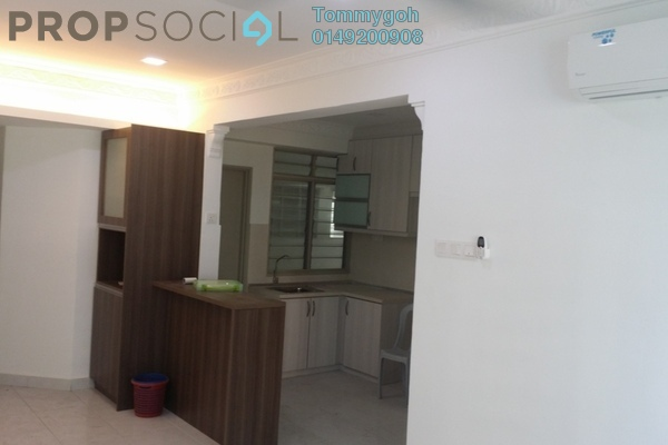 For Rent Serviced Residence at Main Place Residence, UEP Subang Jaya Freehold Fully Furnished 0R/0B 1.6k