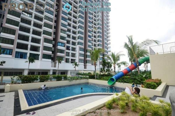 For Rent Condominium at One Damansara, Damansara Damai Leasehold Semi Furnished 3R/2B 1.5k