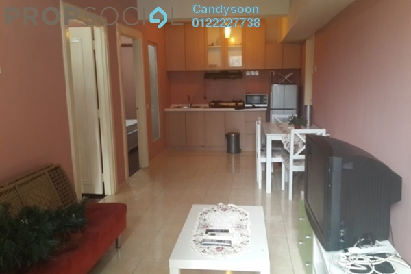 For Sale Condominium at D-Villa Residence, Ampang Hilir Freehold Fully Furnished 2R/1B 420k
