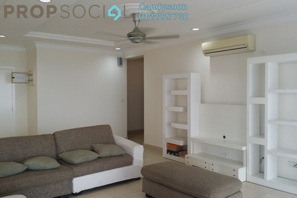 For Rent Duplex at Seri Maya, Setiawangsa Freehold Semi Furnished 4R/5B 7.0千