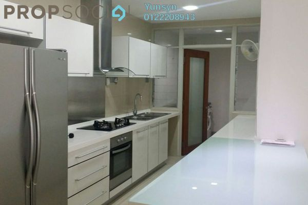 For Rent Condominium at Suasana Sentral Loft, KL Sentral Freehold Fully Furnished 2R/2B 6.5k