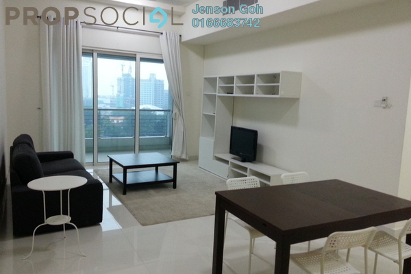 For Rent Condominium at Sinaran TTDI, TTDI Freehold Fully Furnished 2R/2B 3.5k