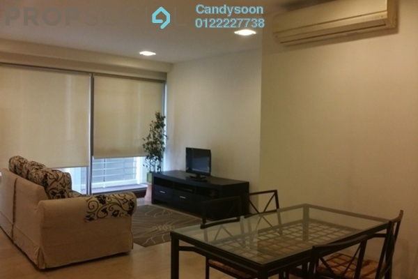 For Rent Condominium at Bintang Fairlane Residences, Bukit Bintang Freehold Fully Furnished 2R/1B 3.5k