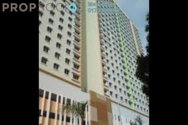 For Rent Condominium at Harmony View, Jelutong Freehold Unfurnished 3R/2B 850translationmissing:en.pricing.unit
